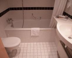 清潔な風呂場