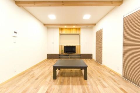 マンションの一室